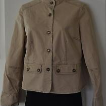 Fun Jacket Blazer Khaki sz.s Small by Gap Photo