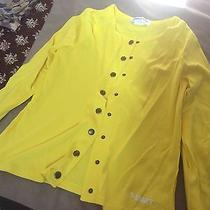 Fun Yellow Sonia Rykiel Top Photo