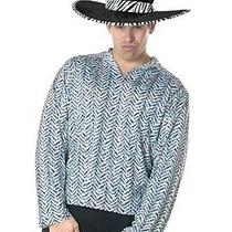 Funky Silver Shirt One Size Fits Most Adults by Fun World Photo