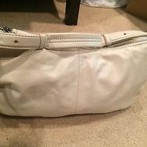 Furla Leather Hobo - Cream Lower Price Photo