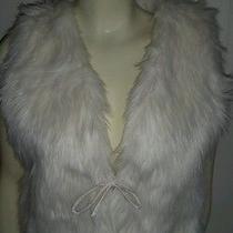 Furry Vest L Large Photo