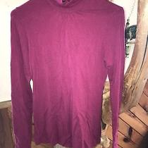 Fuscia Pink Stretchy Long Sleeved Shirt Express Photo