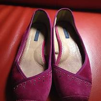 Fushia American Eagle Flats Size 9 Photo