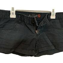 G by Guess Black Shorts - Size 3 - Super Cute Short Shorts Photo