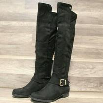 G by Guess Cory Over-the-Knee Riding Boots Sz 8.5me2-1718 Photo