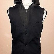 G by Guess Men's Hooded Vest Xs Photo