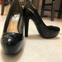 G by Guess Platform Pumps Heels Shoes Photo