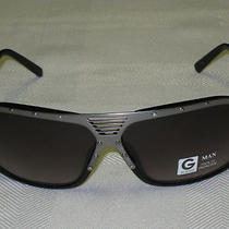 G by Guess Sunglasses Silver Frames 100% Uv Protection New With Tag Photo