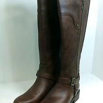 G by Guess Women's Shoes Boots Brown Size 8.0 Photo
