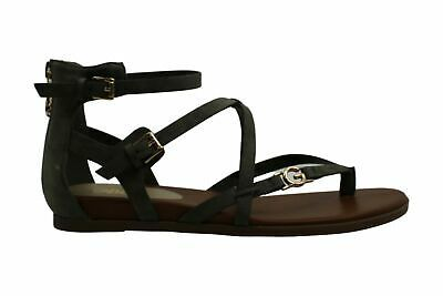 G by Guess Womens Carlyn Open Toe Casual Ankle Strap Sandals, Green 2, Size 9.5 Photo