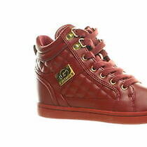 G by Guess Womens Dayna Bold Cherry Fashion Sneaker Size 5 (784819) Photo