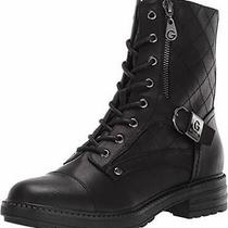 G by Guess Womens Glastin Square Toe Ankle Fashion Boots Black Size 6.0 Photo