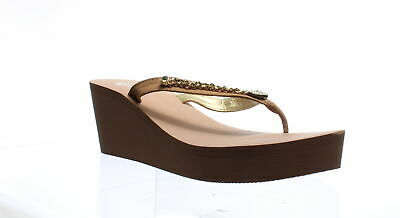 G by GUESS Womens Saleen Blush Sandals Size 10 (1182151) Photo