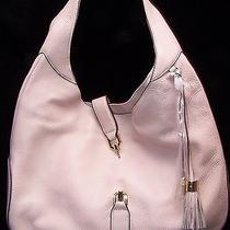 g.i.l.i. Classic Leather Hobo- Verona Blush Handbag Photo