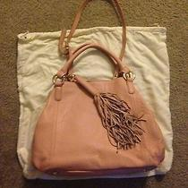 g.i.l.i. Roma 2 Tote in Blush Photo