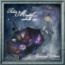 Galaxy Express 999 Maetel Pagoda Parasol Umbrella Japan Limited Cosplay Photo