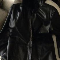 Gallery Genuine Lamb Leather Coat Photo