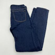 Gap 1969 Denim Jeans Womens 14 Blue Always Skinny Cotton Blend Washed Stretch Photo