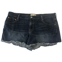 Gap 1969 Jean Shorts Cutt Off  Womens Sz 33 Inseam 3