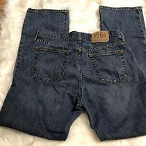 Gap 1969 Jeans 30x30 Mens Standard Fit 30 Denim Blue Photo