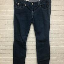Gap 1969 Maternity Jeans Reg Wash Size 28 / 6 Always Skinny Stretch  Photo
