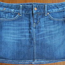 Gap 1969 Mini Skirt - Size 2 Limited Edition  Photo