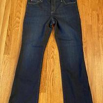 Gap 1969 Perfect Boot Dark Wash 33 R Nwot Photo