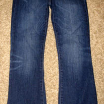 Gap 1969 Stretch Perfect Boot Jeans - Women 28/6a Short Photo