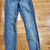 Gap 1969  True Skinny Jeans Size 8 Photo