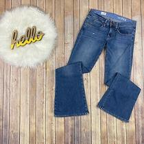 Gap 1969 Women Vintage Flare Jeans 28/6 Light Wash 32