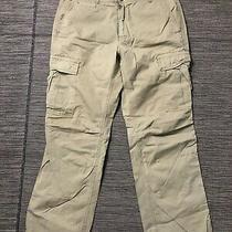 Gap Adult Mens 35 X 31 Cargo Pants Beige Photo