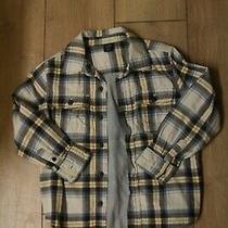 Gap Baby Boy Plaid Shirts Size 5 Guc Photo
