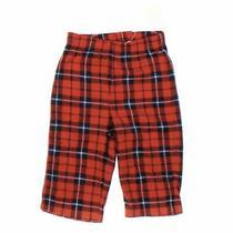 Gap Baby Boys Pajamas Size 12 Mo  Orange  Polyester Photo