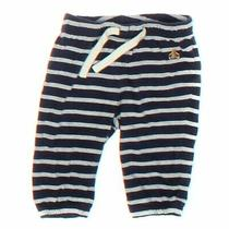 Gap Baby Boys  Sweatpants Size 3 Mo  Blue/navy Grey  Cotton Photo