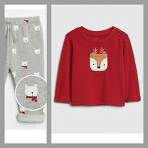 Gap Baby Cozy Pull on Pants & Cozy Pocket Sweater Outfit 2pc Set Size 0-3mo Photo