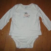 Gap Baby Girl Halloween Bodysuit Pumpkin W/ Mouse Trick or Treat 12-18 Months Photo
