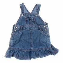 Gap Baby Girls Dress Size 6 Mo  Light Blue  Cotton Photo