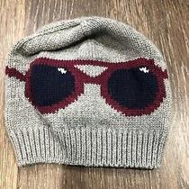 Gap Baby Pilot Glasses Hat Size 0-6 Months Photo