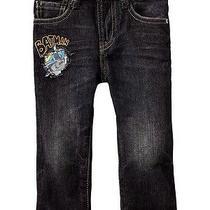 Gap Baby / Toddler Boy 12-18 Months Nwt Junk Food / Marvel Batman Jeans Pants Photo
