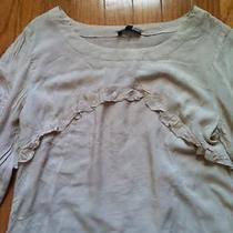 Gap Beige Blouse  Photo