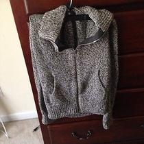 Gap Black and White Knit Sweater Photo
