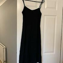 Gap Black Dress Size Xs Photo