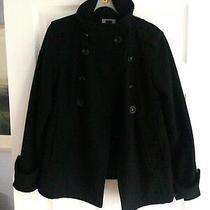 Gap Black Lined Winter Coat Women's Size Xs Photo
