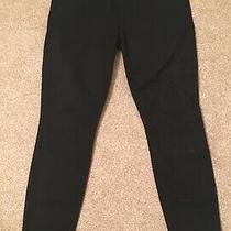 Gap Black Skinny Jeans Size 30 Short  Photo