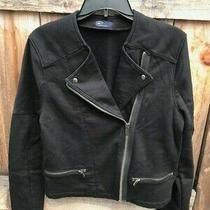 Gap Black Sweatshirt Jacket Xl Photo