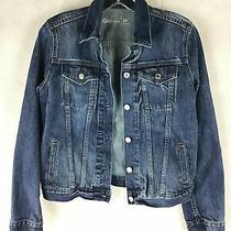 Gap Blue Jean Jacket - Size Xs Photo