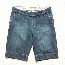 Gap Blue Jeans Shorts S.12 Photo