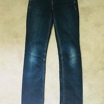 Gap Blue Jeans Size 8. Skinny. Brand New. on Trend. Photo