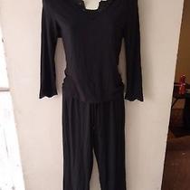 Gap Body (Xs) Black Pajama Set Photo