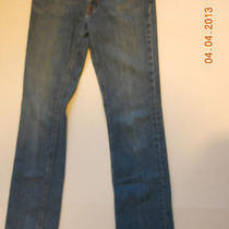 Gap Boot Cut 99%Cotton 1% Spandex Inseam 33 Photo